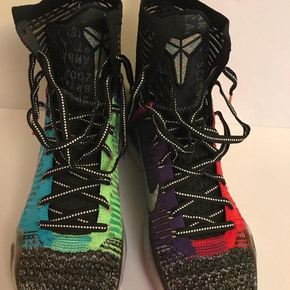 e289c57856e9 Nike Zoom Kobe 10 X SE Elite WTK Size 10 1 2